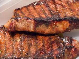 Grilování steaků